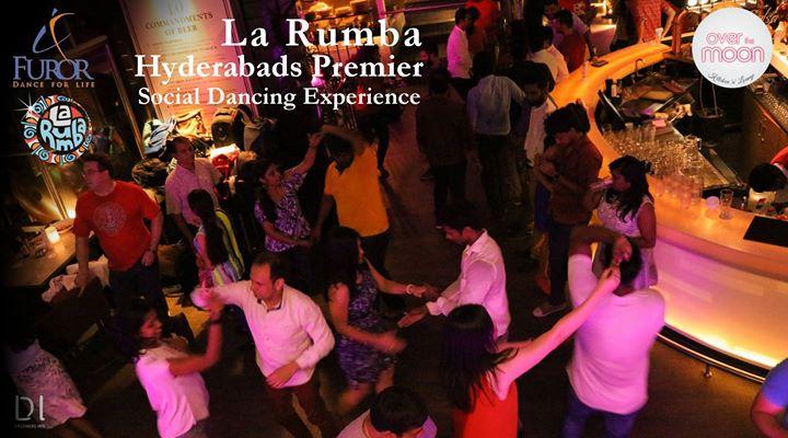Furor La Rumba - Thursday Latin Socials at OTM 14th Sep 2017