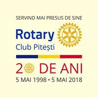 Bal Aniversar 20 de ani Rotary Club Piteti