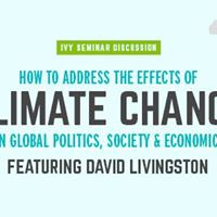 How to Address the Effects of Climate Change on Global Politics