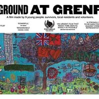 Showing of the documentary On The Ground At Grenfell