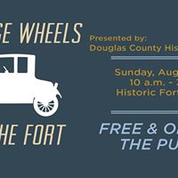 Vintage Wheels at the Fort