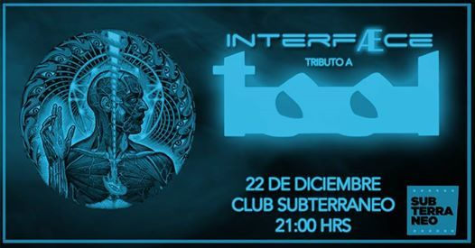 Interfce tributo a TOOL en Club Subterraneo