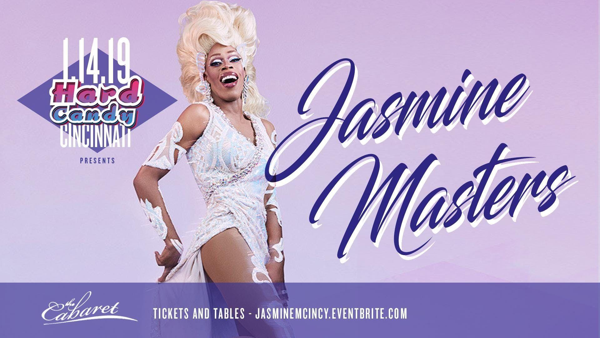 Hard Candy Cincinnati with Jasmine Masters and T Rex