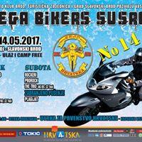 14. Mega Bikers Susreti