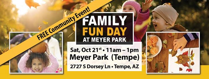 Family Fun Day at Meyer Park