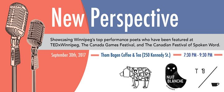 Winnipeg Poetry Slam at Nuit Blanche