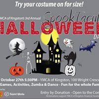 YMCA Halloween Spooktacular Dance