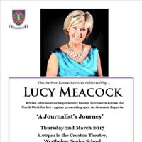 Lucy Meacock delivers the Arthur Rouse Lecture