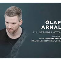 Olafur Arnalds - The Cathedral Sanctuary Los Angeles