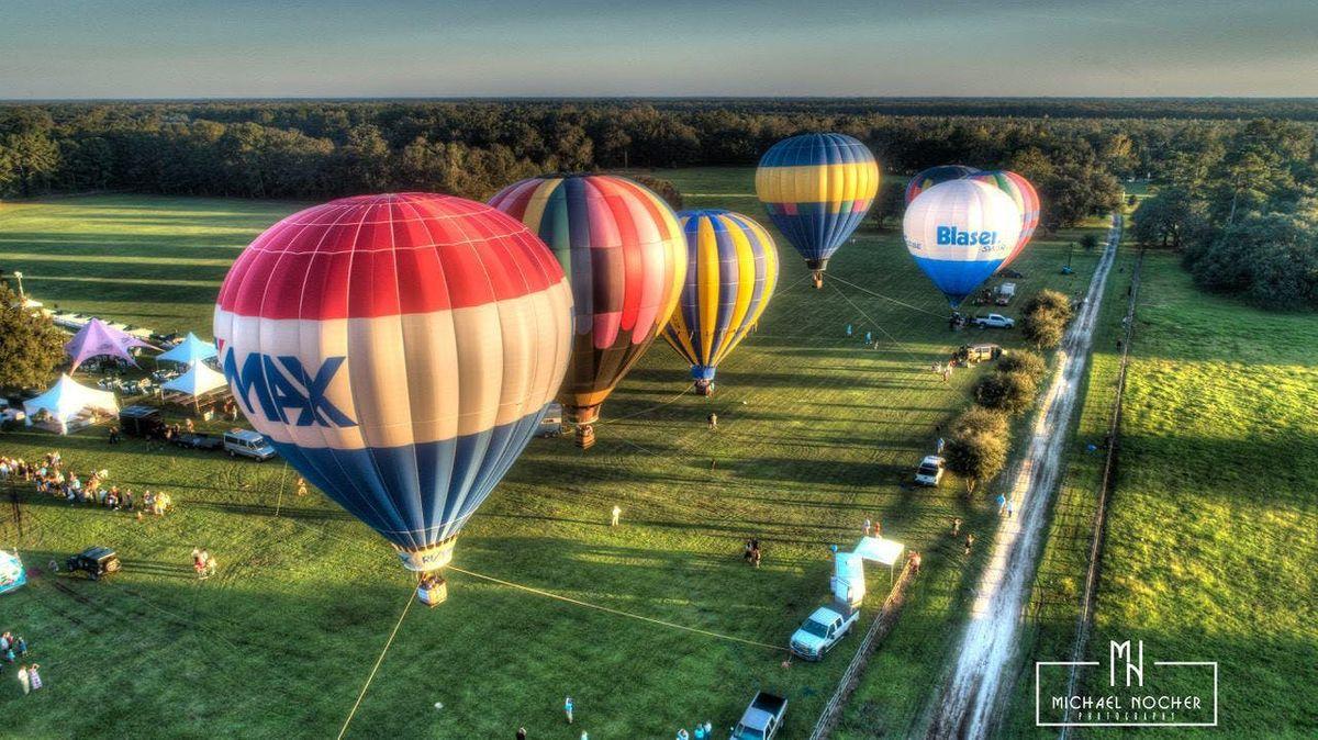 Charleston Hot Air Balloon Festival