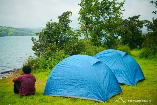 Bhandardara Lakeside Camping on 10th 11th November 2018