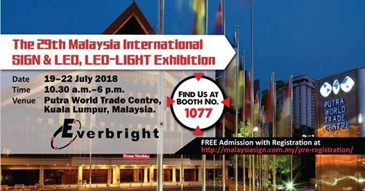 The 29th malaysia international sign led led light exhibition at the 29th malaysia international sign led led light exhibition gumiabroncs Image collections