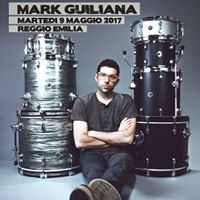 Mark Guiliana Drum Clinic - Reggio Emilia