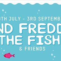 Find Freddie The Fish &amp Friends Trail