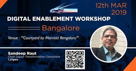 Digital Enablement Workshop