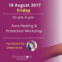 Aura Healing &amp Protection Workshop