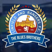 Linfield & Rangers FC - The Blues brothers