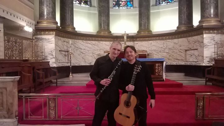Duo Campos-Luciano Premiere at Cambridge University