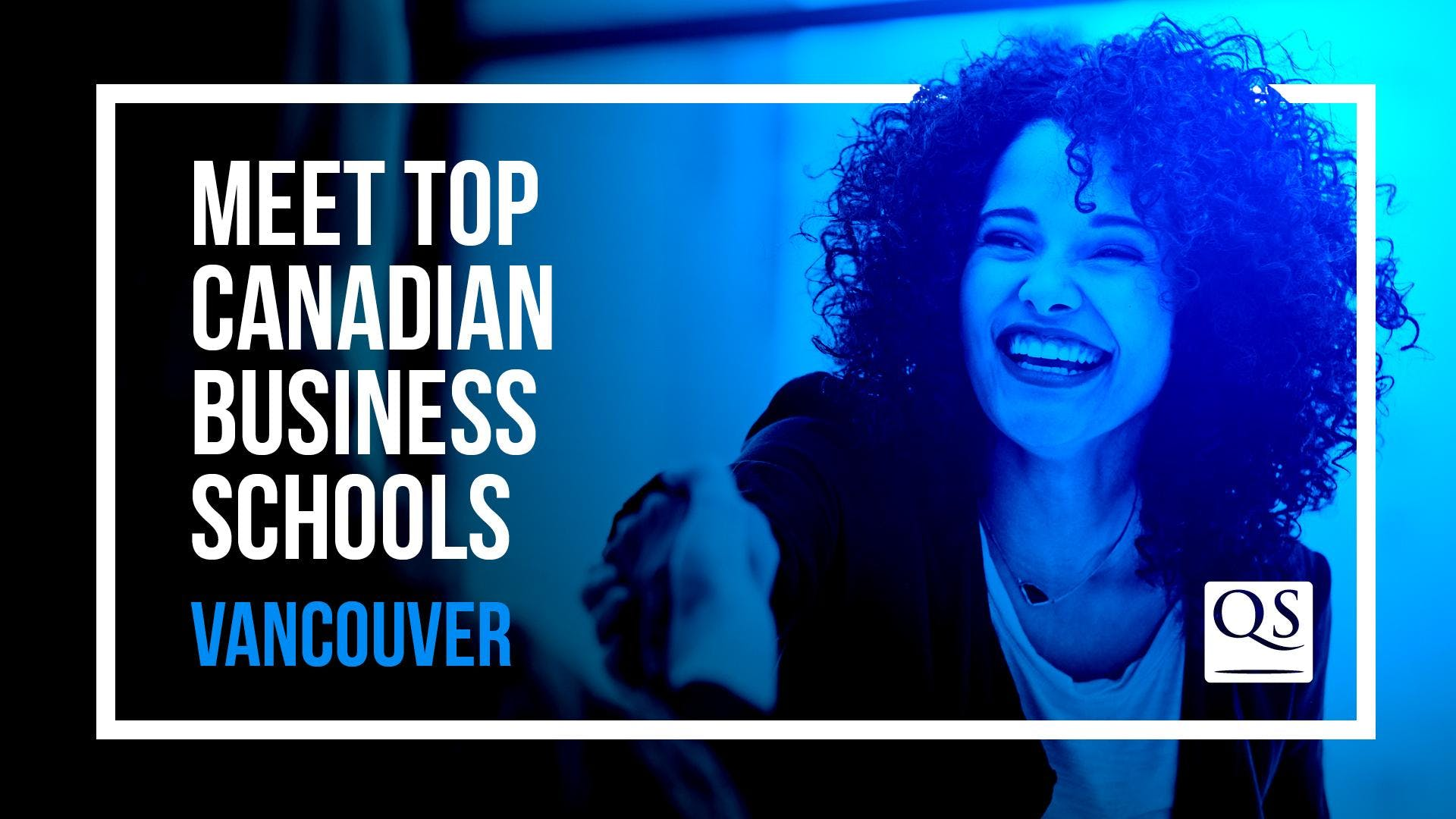Vancouver Free Entry to the Worlds Largest MBA & Professional Networking event
