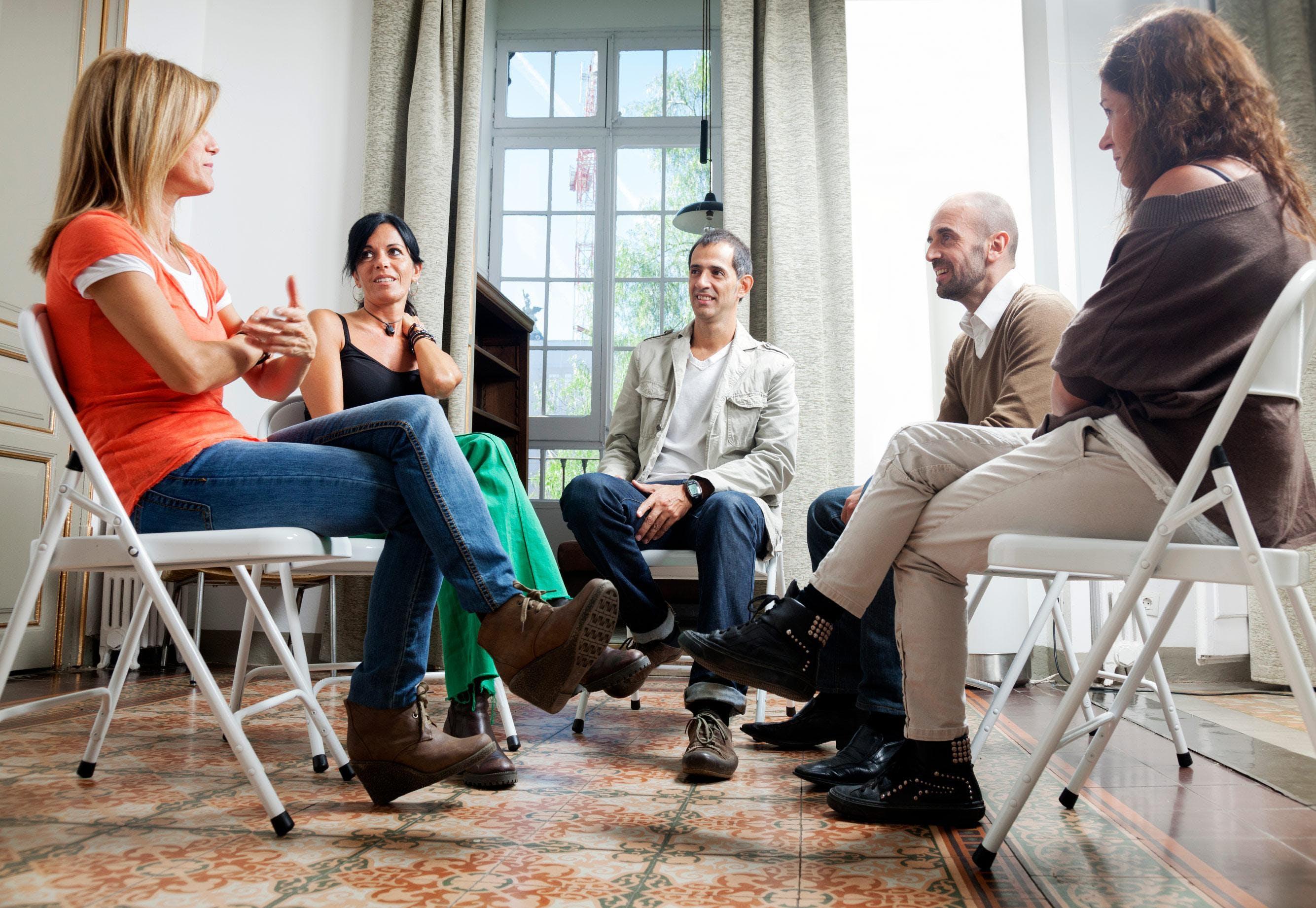 Картинка психологическая группа