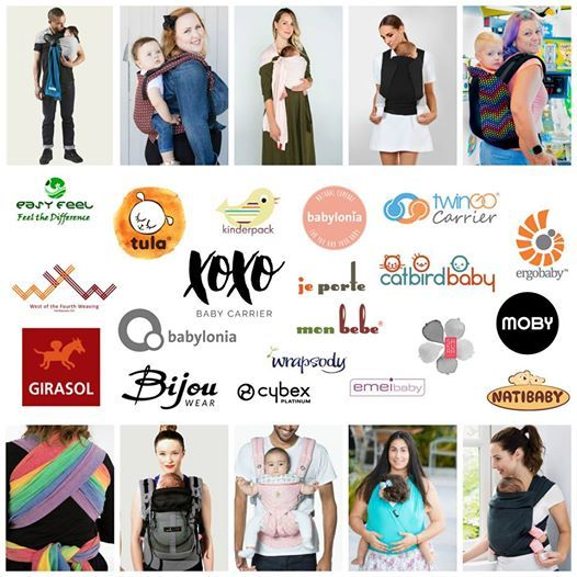 a38ee808171 Free Babywearing 101 at Wonderful and Wild
