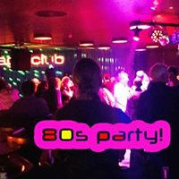 80s Club Party