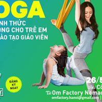 o to gio vin Yoga Tr em Kids Yoga &amp Movement TTC