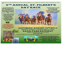 9th Annual St. Filberts Day race