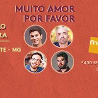 Lanamento &quotMuito amor por favor&quot - [1801] Belo Horizonte