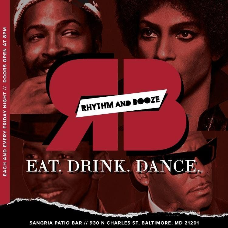 Rhythm and Booze Eat. Drink. Dance
