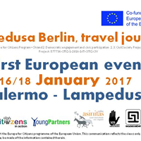 First European event Migration policies in Europe