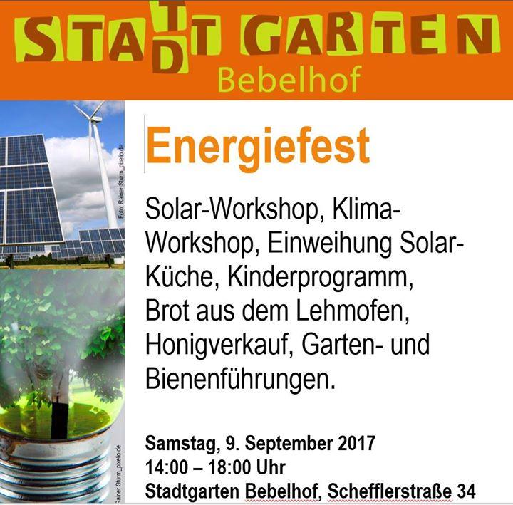 Energiefest stadtgarten bebelhof braunschweig - Stadtgarten hamburg ...