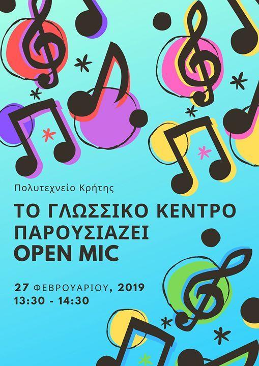 Open MIC 2722019