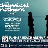 Special Offer - The Chemical Brothers LIVE in Rimini