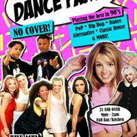 90s Dance Party Free all night