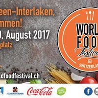 World Food Festival in Unterseen - Interlaken