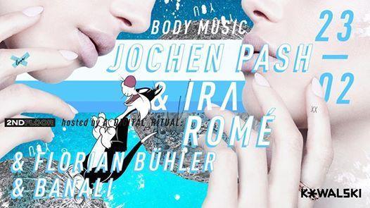 Body Music X A_Ritual_Digital - Jochen Pash Ira Rom Banali