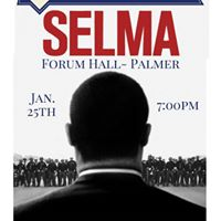 Selma Movie Showing