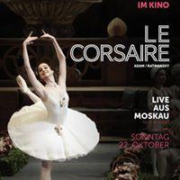 Russischer Salon LIVE Bolshoi Ballett - Le Corsaire