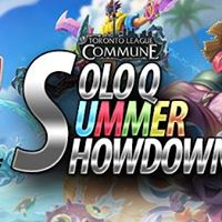 Solo Q Showdown - Aug (SQS12) Sponsored by MSi