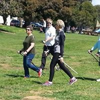 Nordic Walking for Health Course
