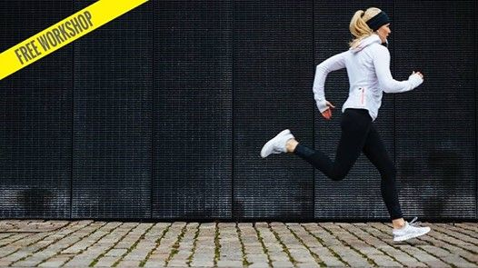 Improve Your Running Technique Running workshop