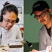 ArtScience Late Ujikaji Presents George Chua &amp Wu Jun Han