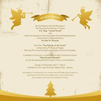 Christmas Concert-Nativity And Melodies