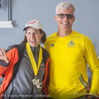 Race Kit for Picton halffull marathon