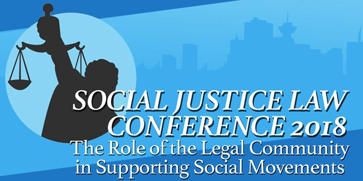 Social Justice Law Conference 2018