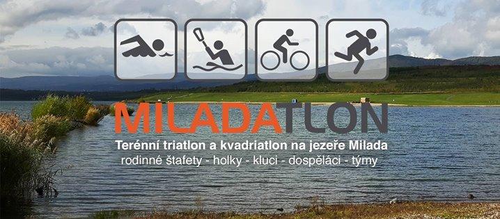 Miladatlon - zvody v ternnm triatlonu a kvadriatlonu