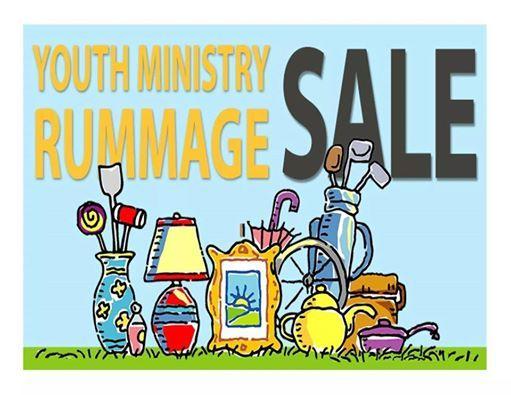 Rummage Sale at St  Paul's Lutheran Church Baraboo, WI, Baraboo