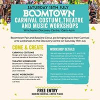 Boomtown Carnival Workshop