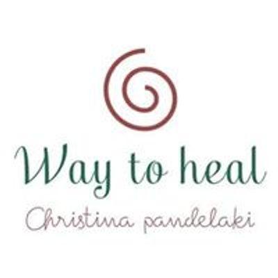 Way to Heal. Christina Pandelaki